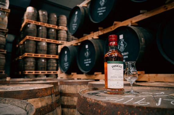 Dingle Distillery's Irish whiskey fourth single pot still is now available.