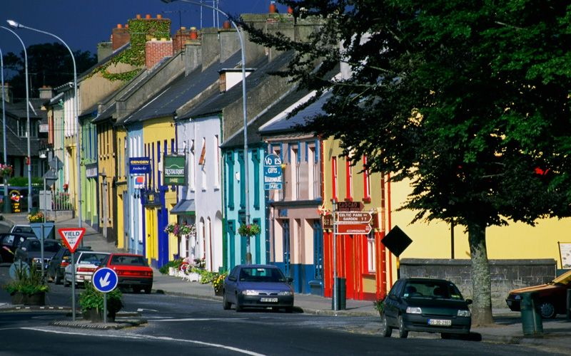 Adare, Co Limerick. Credit: Getty