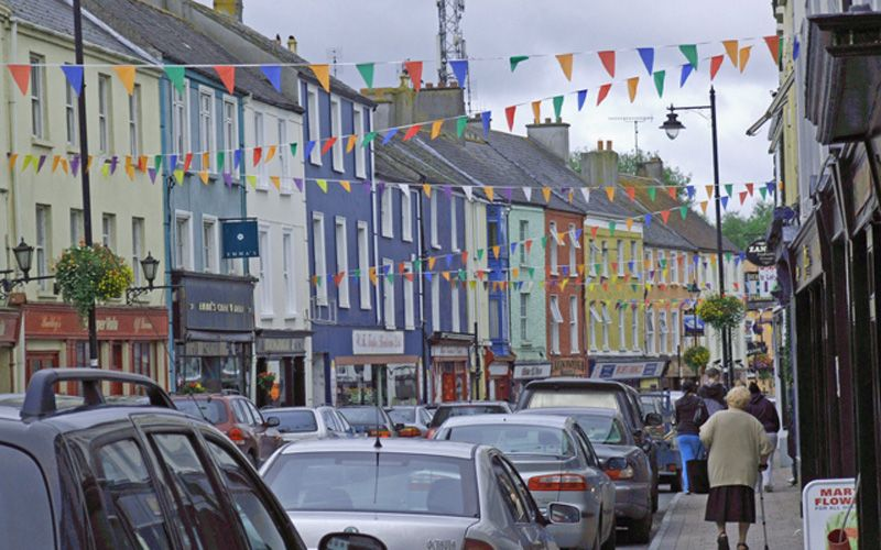 Birr, Co Offaly. Credit: Wikipedia/Dennis Turner/CC BY-SA 2.0