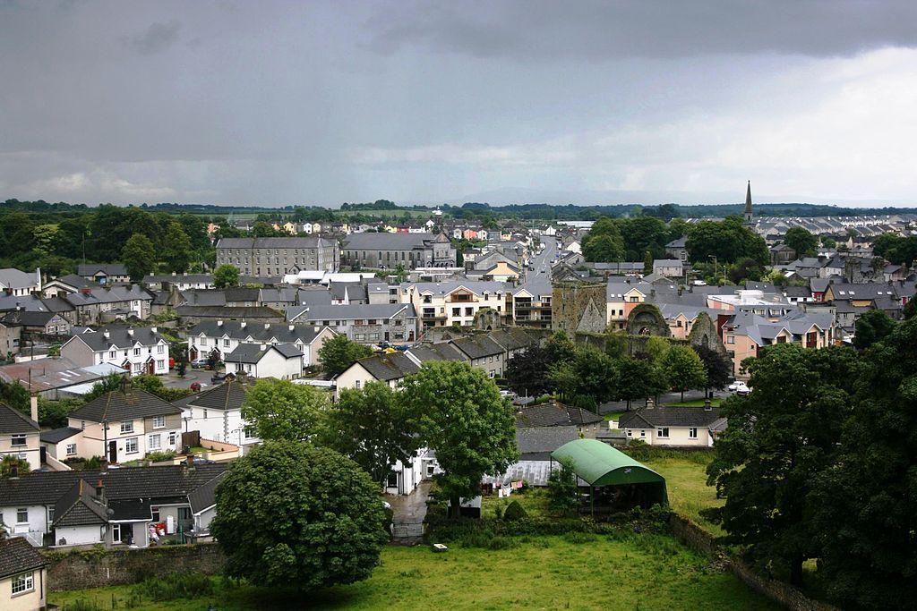 Cashel, Co Tipperary. Credit: Wikipedia/Kweedado2/CC BY-SA 3.0