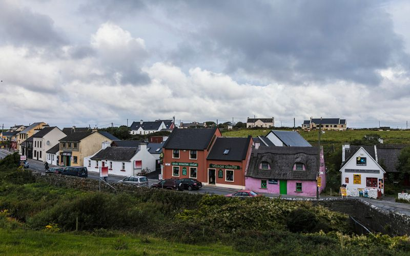 Doolin, Co Clare. Credit: Getty