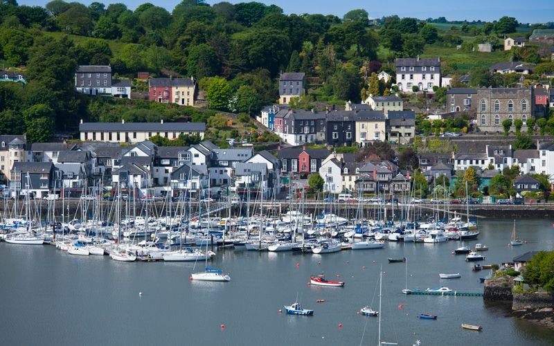 Kinsale, Co Cork. Credit: Getty