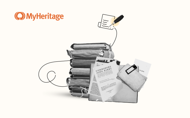 MyHeritage: Find your Irish roots.
