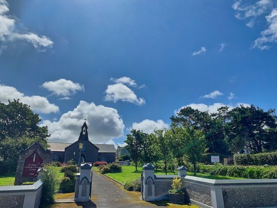 St. Mary's Church, Camp, County Kerry.