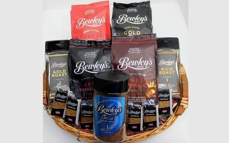 Bewley's Coffee Lover Basket