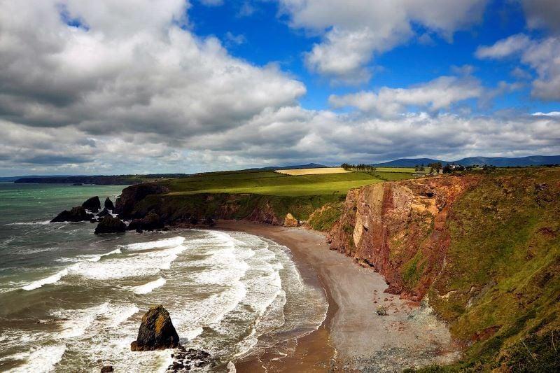 Ireland's Copper Coast. (Ireland's Content Pool)