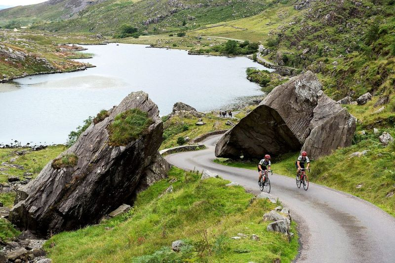 Cycle the Ring of Kerry. (Ireland's Content Pool)
