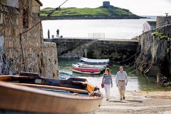Coliemore Harbour. (Ireland's Content Pool)