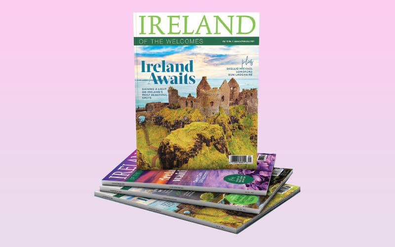 Ireland of the Welcomes magazine.