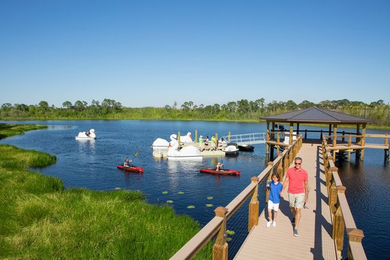With IdealHomes, Florida is a great family destination