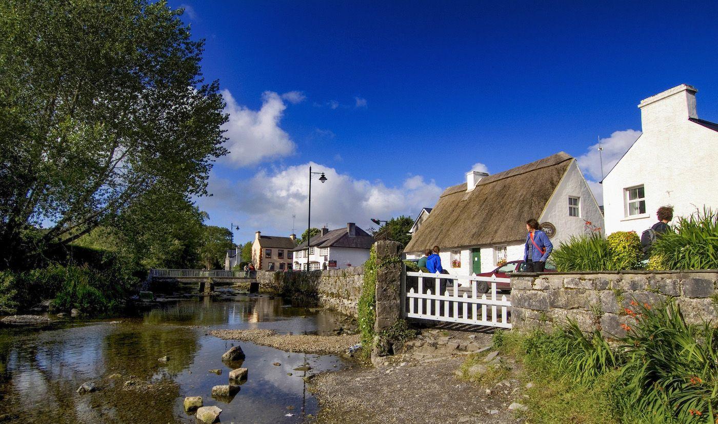 Cong, County Mayo.