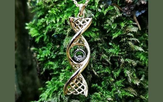 Celtic DNA Jewelry