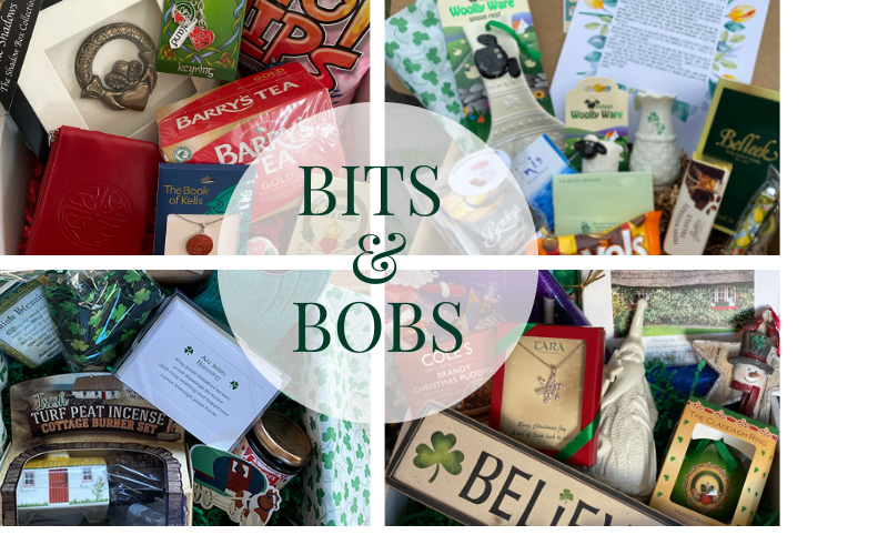 Tinker's Cart Bits & Bobs subscription box for the Father who enjoys a bit of everything