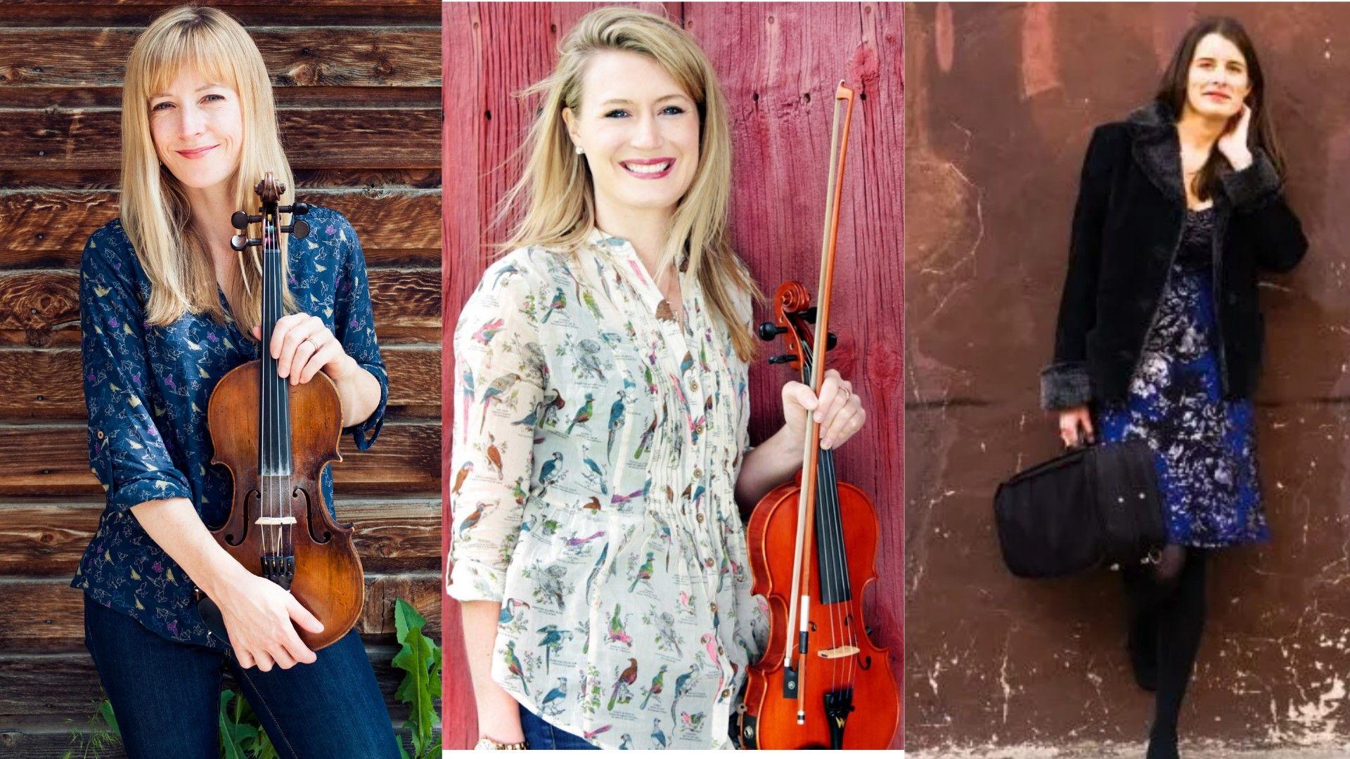 The Bow Tides featuring Katie Grennan, Jessie Burns, and Ellery Klein