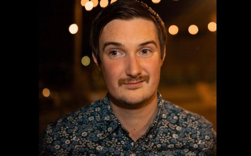 Comedian Sean Finnerty