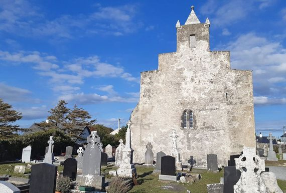 Kilfenora Cathedral.