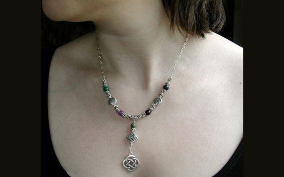 Sacred Number Necklace