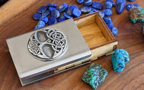 Celtic Knot Works treasure boxes