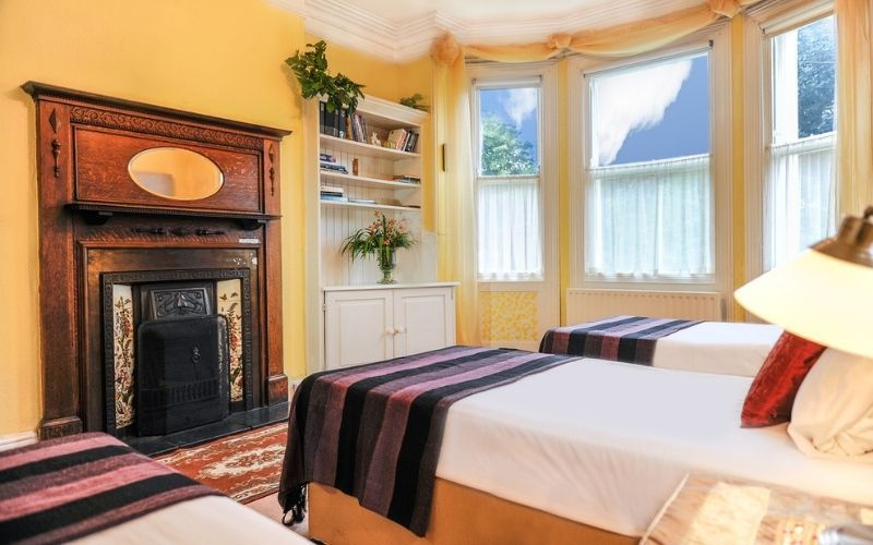 Galway Manor and Cottage is charmingly decorated and luxuriously appointed