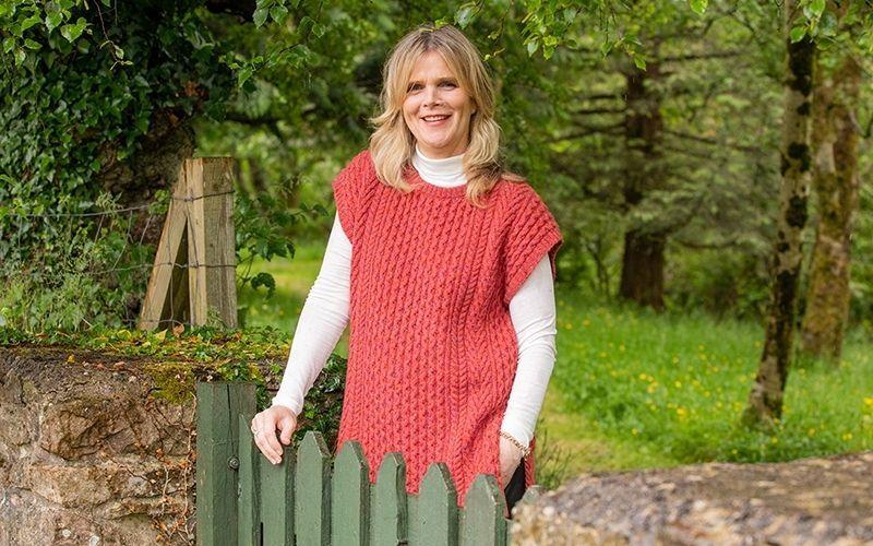 Lulu O'Sullivan launched The Irish Store in 2011