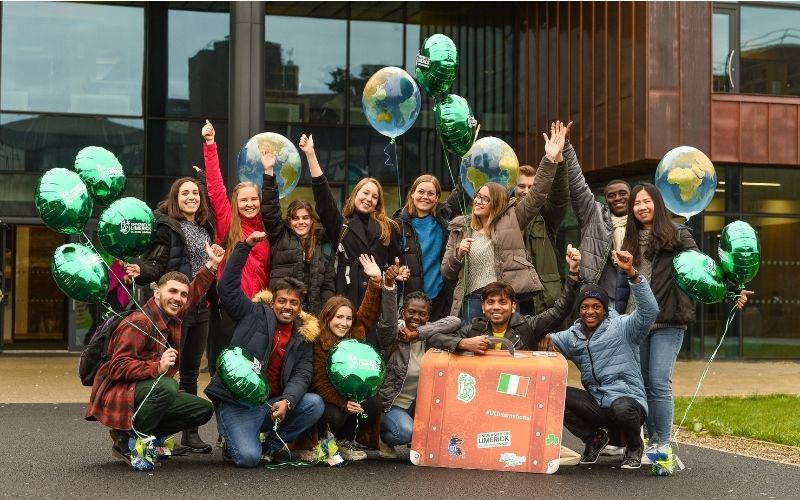 Register today for the Study in Ireland Virtual Fair to discover why students love university life in Ireland