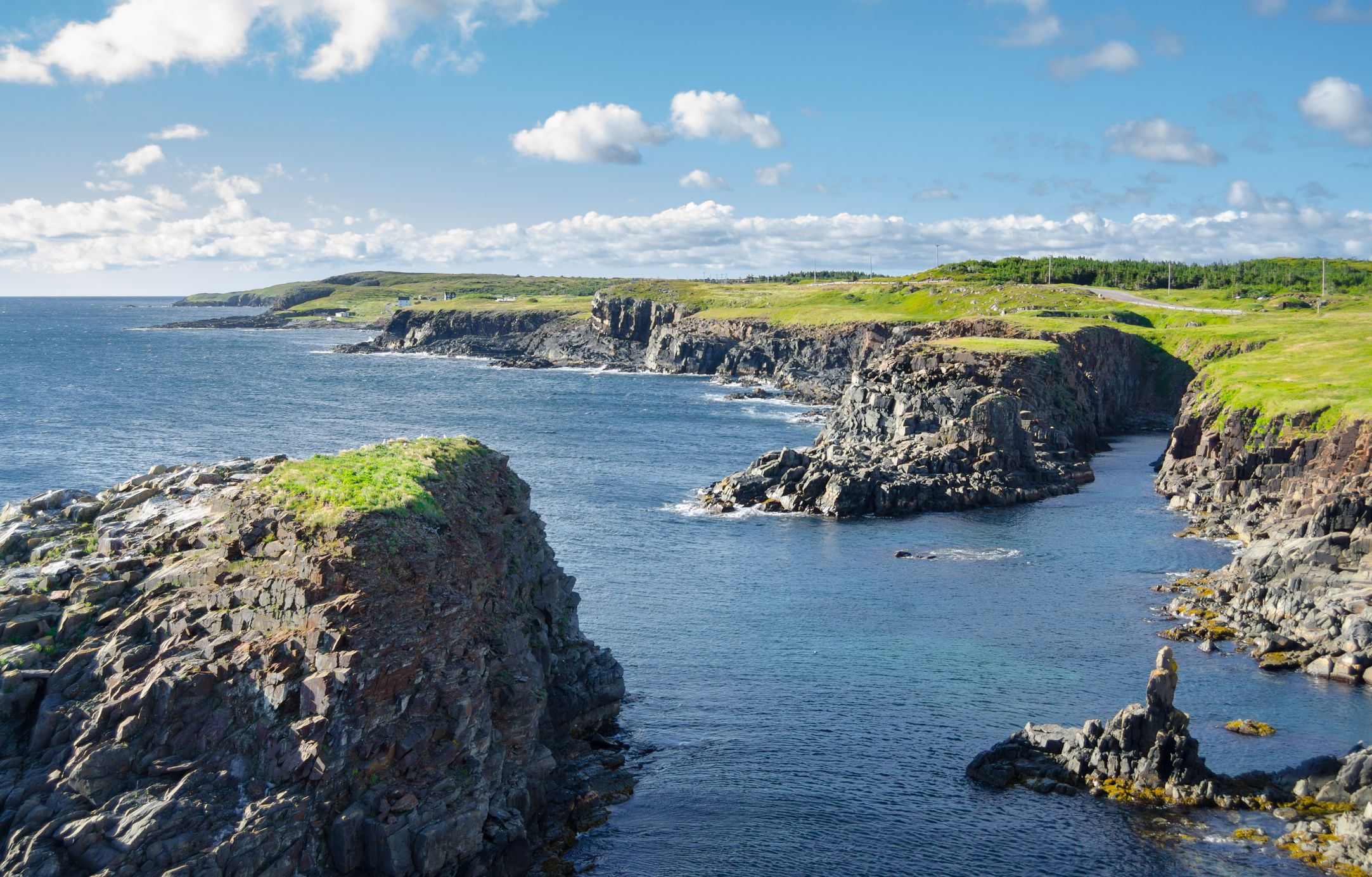 The Bonavista coastline, one of the places Deveraux visited. Photo: Getty Images