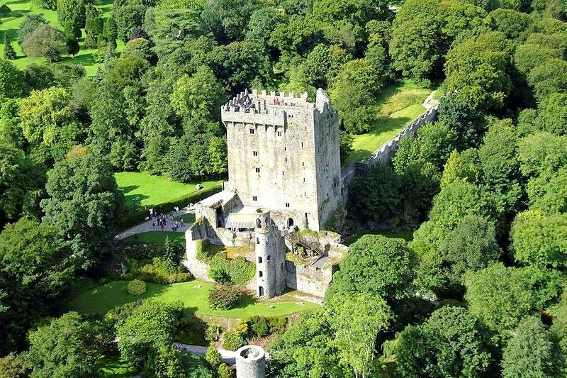Blarney Castle in Co Cork (Ireland's Content Pool)