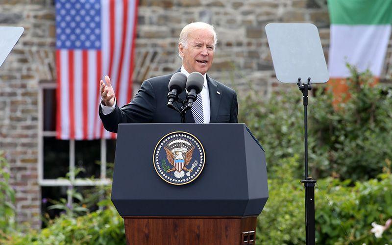Former Vice President Joe Biden.