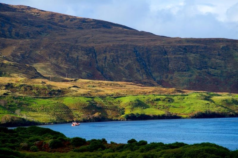 Killary Harbour in Co Galway (Ireland's Content Pool)