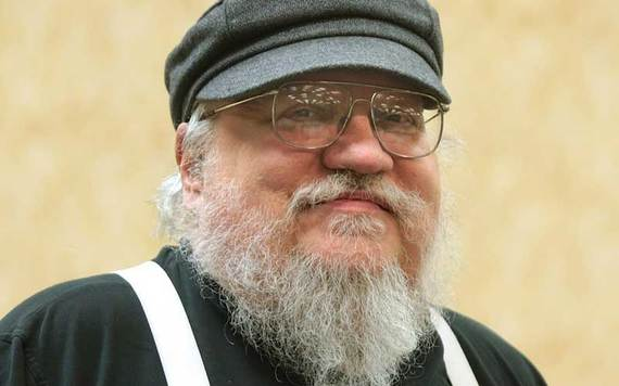 'Game of Thrones' author George R. R. Martin. Credit: Wikipedia/Gage Skidmore
