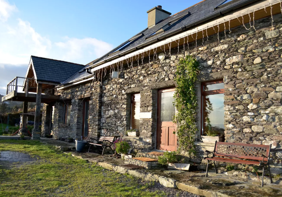 100 year old cottage in the south west of County Cork