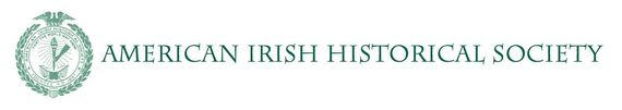 The American Irish Historical Society - for more inforamtion click here.
