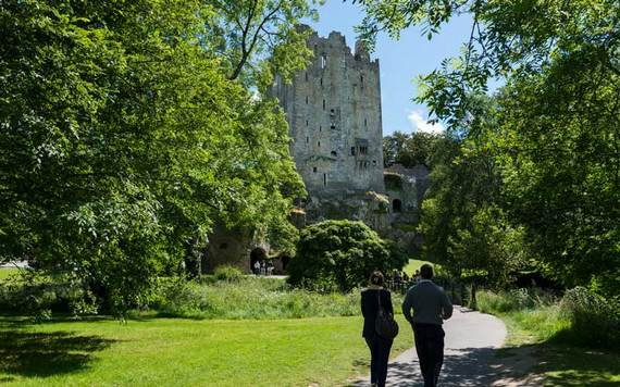 Best places to visit in Ireland: Blarney Castle. Image credit: iStock.