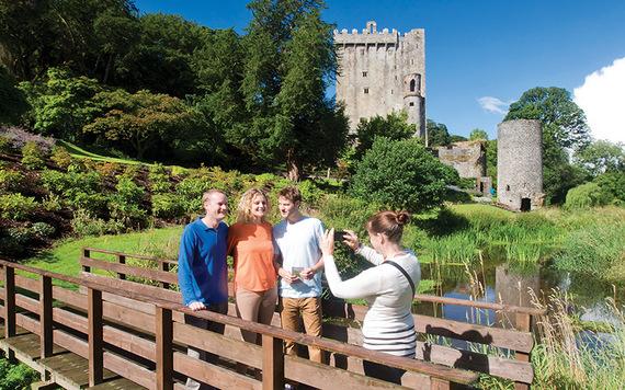 Blarney Castle. Photo: CIE Tours