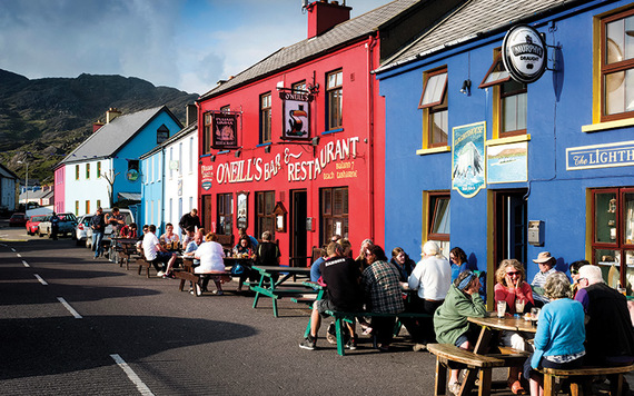 Allihies, west County Cork.      Photo: CIE Tours