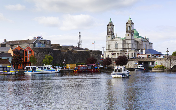 The River Shannon is the longest river in Ireland or Britain.