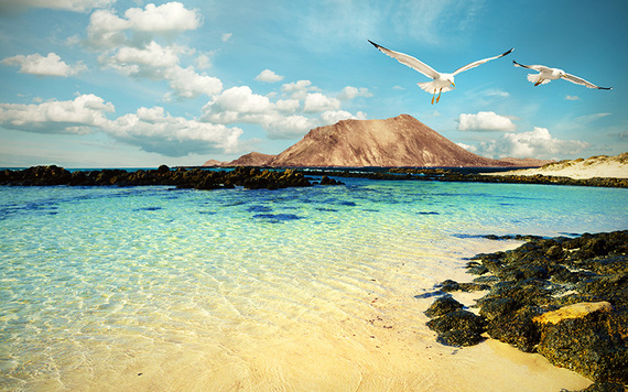 The Canary Islands are the most popular sunshine holiday destination with retired Irish citizens.