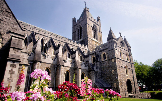 Christchurch Cathedral, Dublin 8.