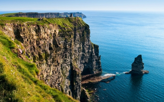 """Cliffs of Moher, County Clare: """"Learn in a new environment and experience different cultures."""""""