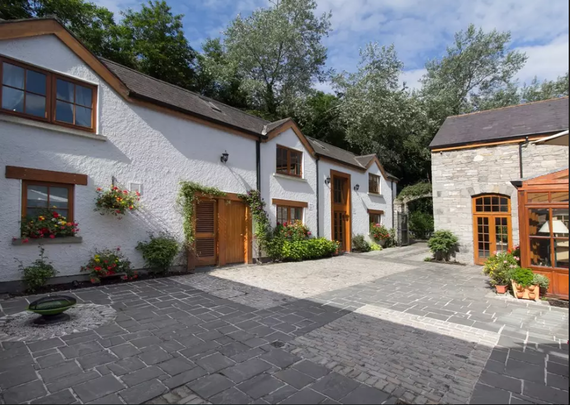 Converted stable yard in Castleknock, County Dublin