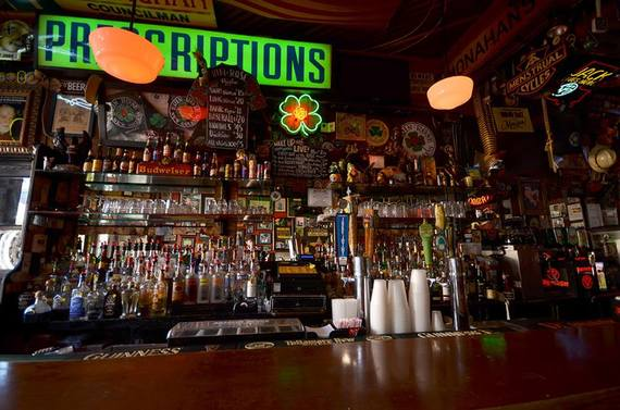 The top irish bars in new orleans for Food bar new orleans