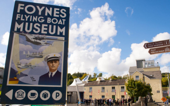 The Foynes Flying Boat & Maritime Museum.