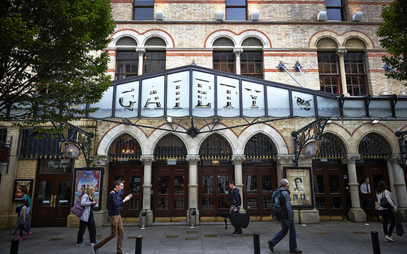 The Gaeity Theatre, Dublin 2.