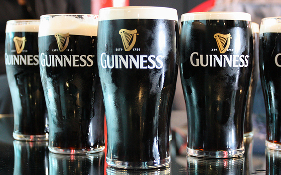 Pints of Guinness used to be hard to come by on Good Friday in Ireland.