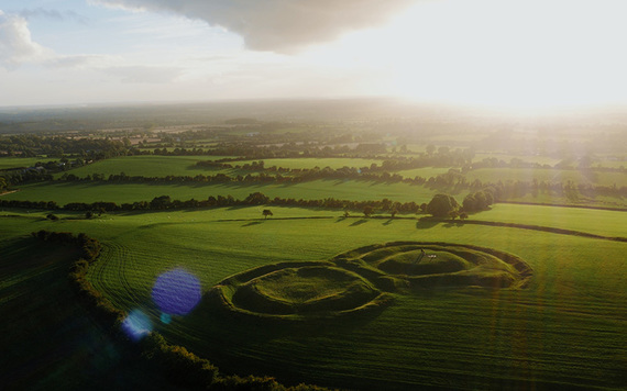 Things to do in Ireland before you die: Sunset at the Hill of Tara. Source: Tourism Ireland.