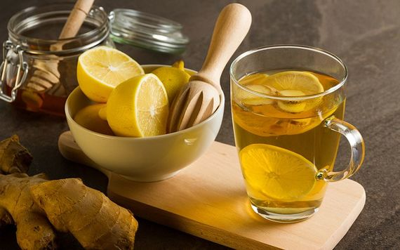 Whether it's cloves, ginger or cinnamin, get it in to ye!