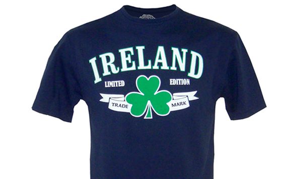 Look good on St. Patrick's Day in one of these t-shirts ...