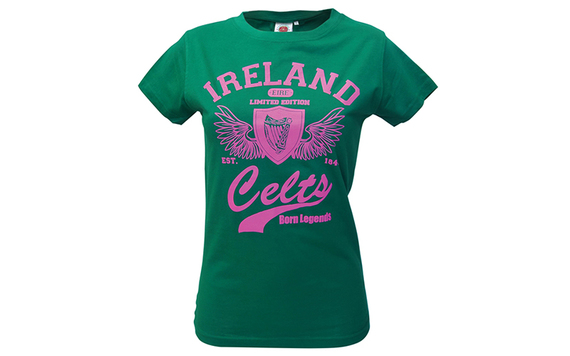 ac43019c Look good on St. Patrick's Day in one of these t-shirts ...