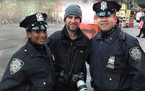 famous nypd cops