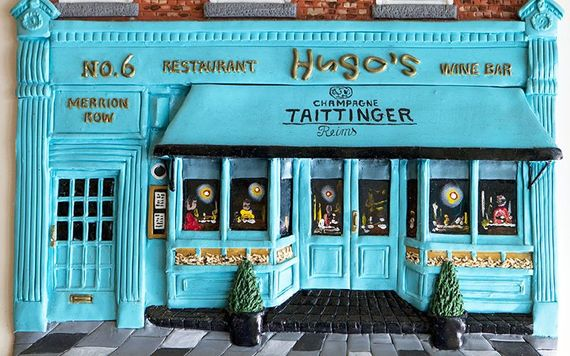 Hugo's, Baggot Street    (Via: Hugos.ie).